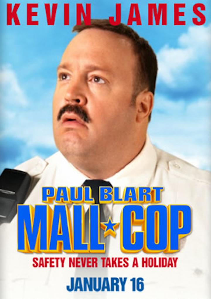 What mall security can learn from 'Paul Blart Mall Cop' movie | Security  Info Watch