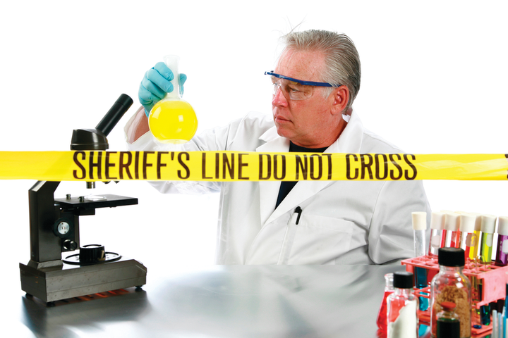 Identifying Bodily Fluids Using New Techniques Can Aid Law Enforcement Forensics Security Info Watch