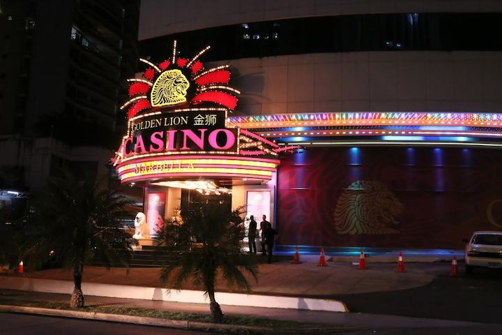 Online casino machine