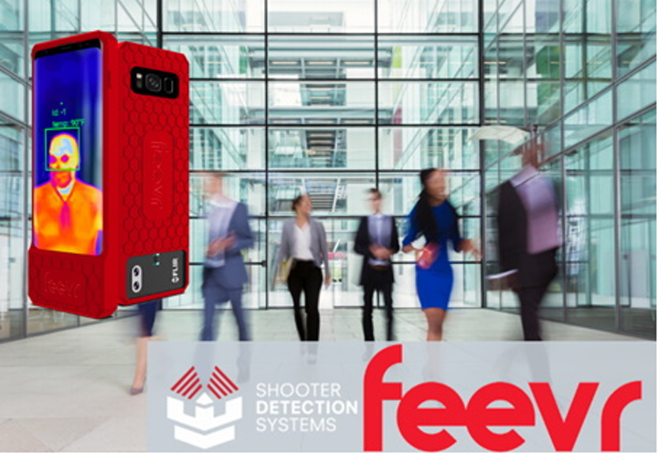 SDS sera le premier distributeur de X.Labs & rsquo;  dernière innovation appelée Feevr, une technologie d'imagerie thermique sans contact basée sur l'intelligence artificielle (IA) qui détecte les individus dans une foule à température élevée, une pratique qui est rapidement adoptée par les entreprises et les lieux publics alors qu'ils élaborent leurs plans de sécurité et de sûreté pour la réouverture des installations au public lorsqu'il est sécuritaire de le faire.