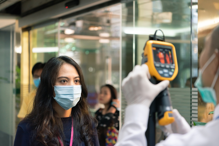 Security tech takes center stage in pandemic response | Security Info Watch