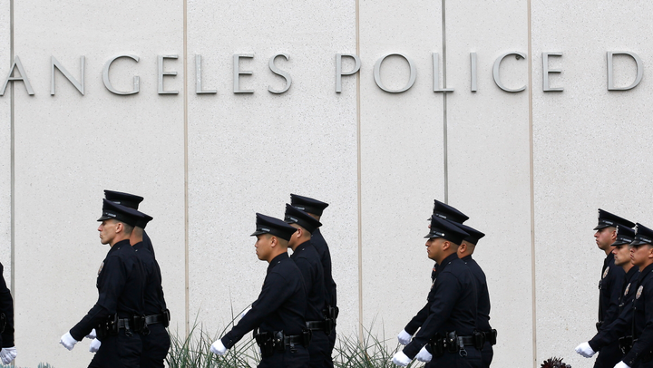 Lapd Bars Use Of Third Party Facial Recognition Systems Security Info Watch