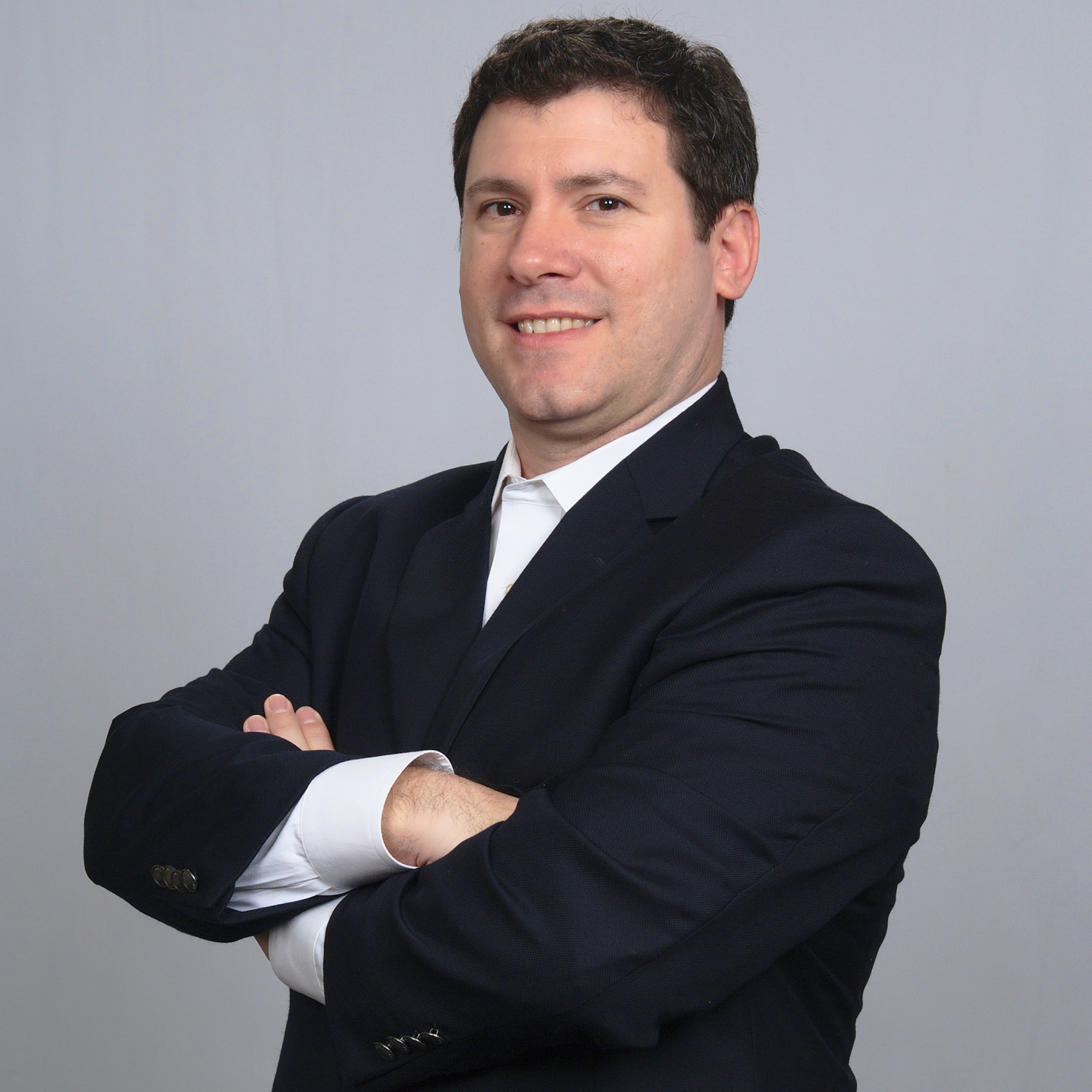 Daniel Pickus, Director of Client Solutions for ShadowTrack 24/7, a provider of GPS and UWB tracking solutions.