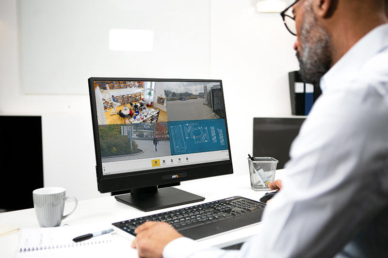 """Today's """"VMS"""" is no longer bound by its video-centric origins. It has become a multi-dimensional platform offering customers more ways to achieve their business goals and realize a greater return on their technology investment."""